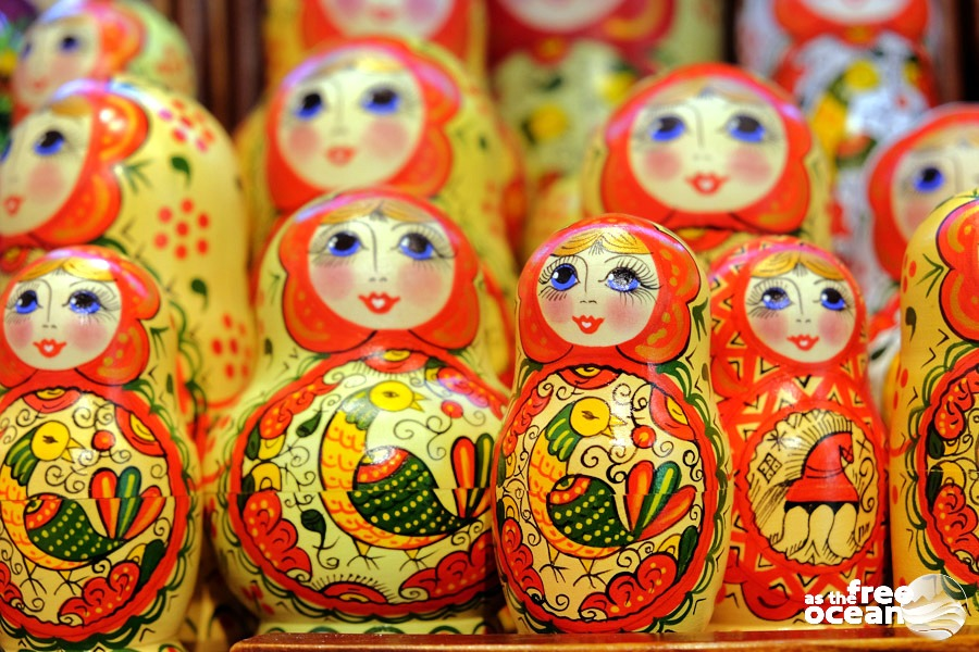RUSSIAN DOOLS