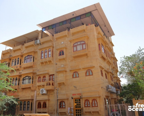 HOTEL FIFU JAISALMER INDIA