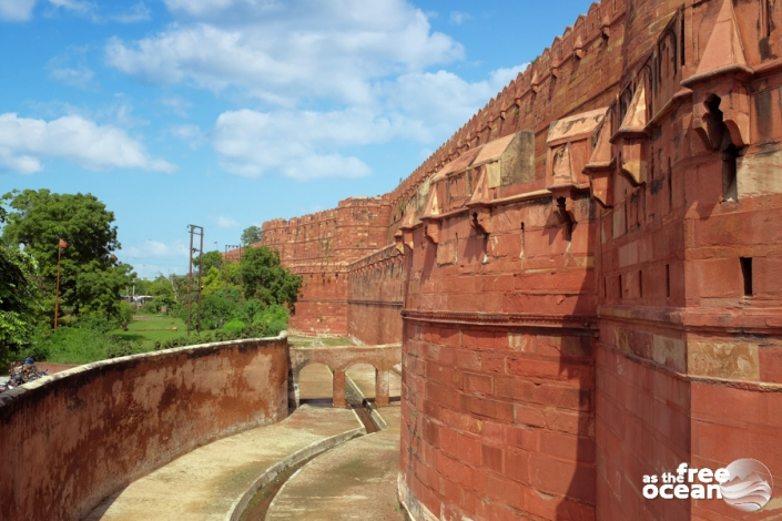 FORT AGRA INDIA