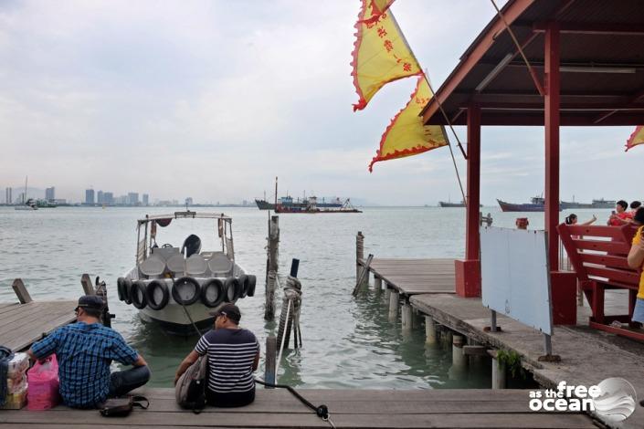 PENANG MALAYSIA GEORGETOWN